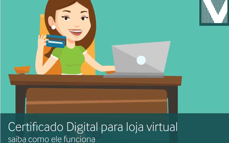 Certificado Digital Loja Virtual