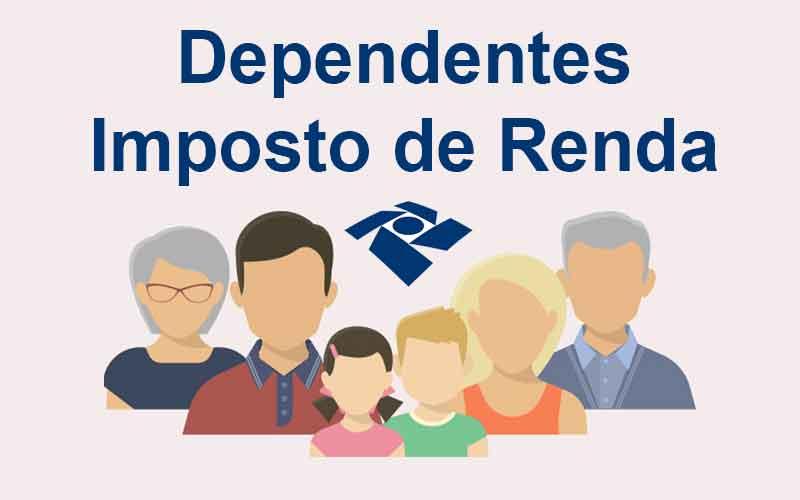 IRPF 2018: Você Sabe Quem Pode Ser Dependente E Pagar Menos Imposto?