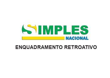Enquadramento No Simples Nacional Retroativo