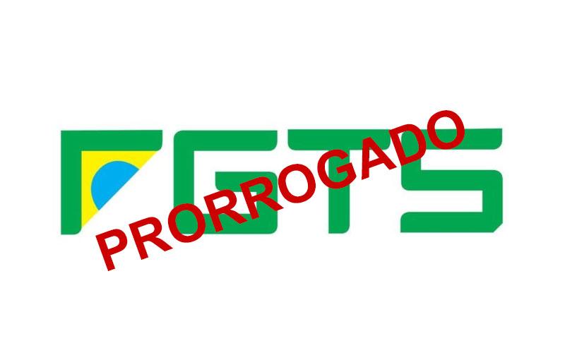 FGTS Prorrogado