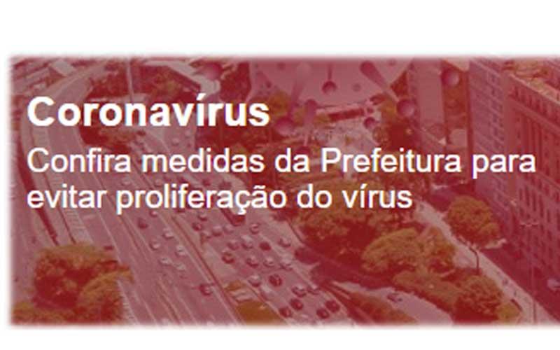 Prefeitura De SP Determina Fechamento De Lojas Por Coronavírus