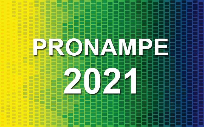 Pronampe é Sancionado E Se Consolida Como Política Pública De Crédito